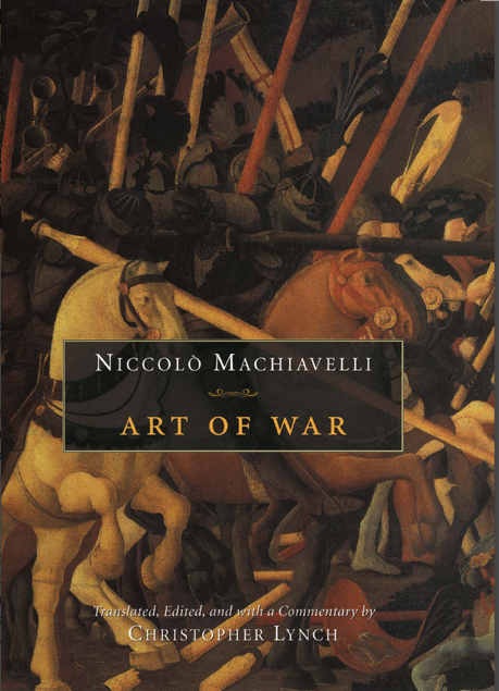 A cover of the Chicago UP edition of Art of War